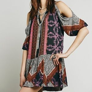 Free People Anthropologie Portobello Tunic XS